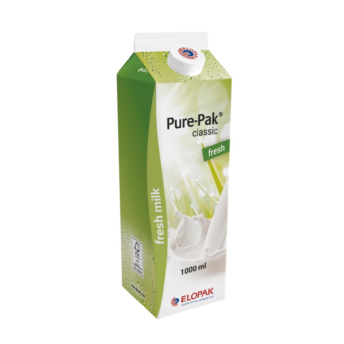 Pure-Pak Classic. Photo: Elopak