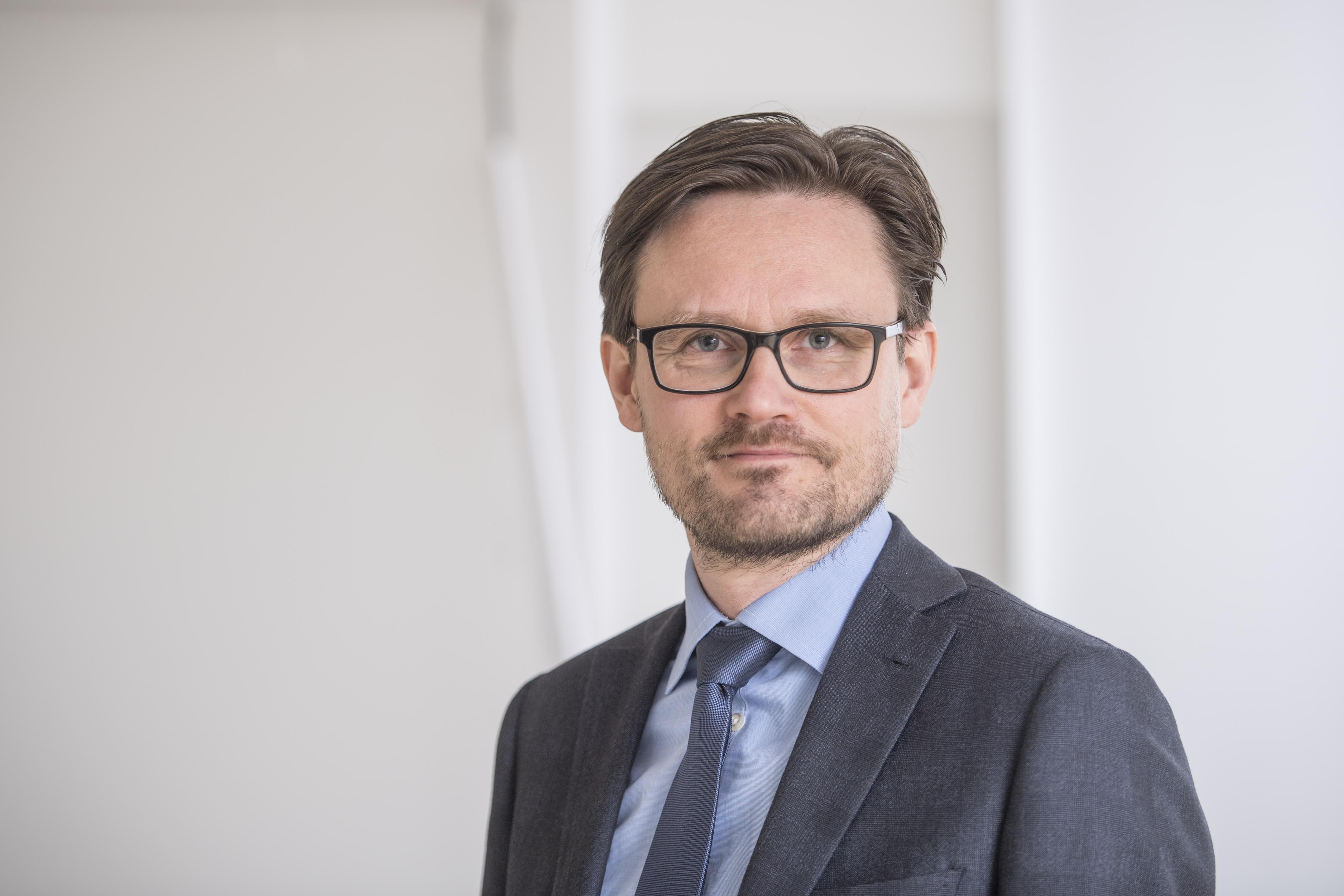 Janne Huovari. Kuva: PTT