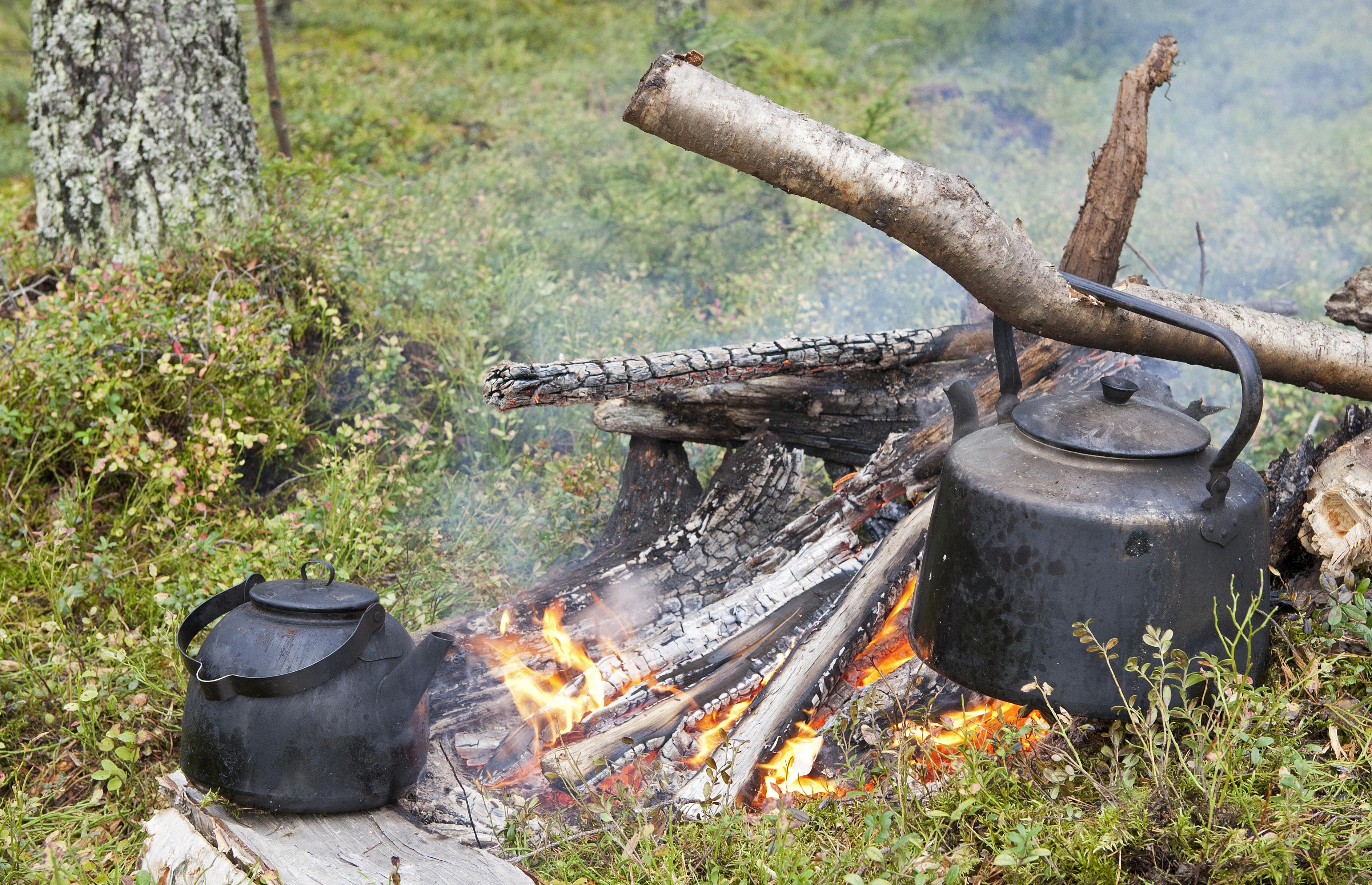 Pannukahvit. Photo: Saku Ruusila