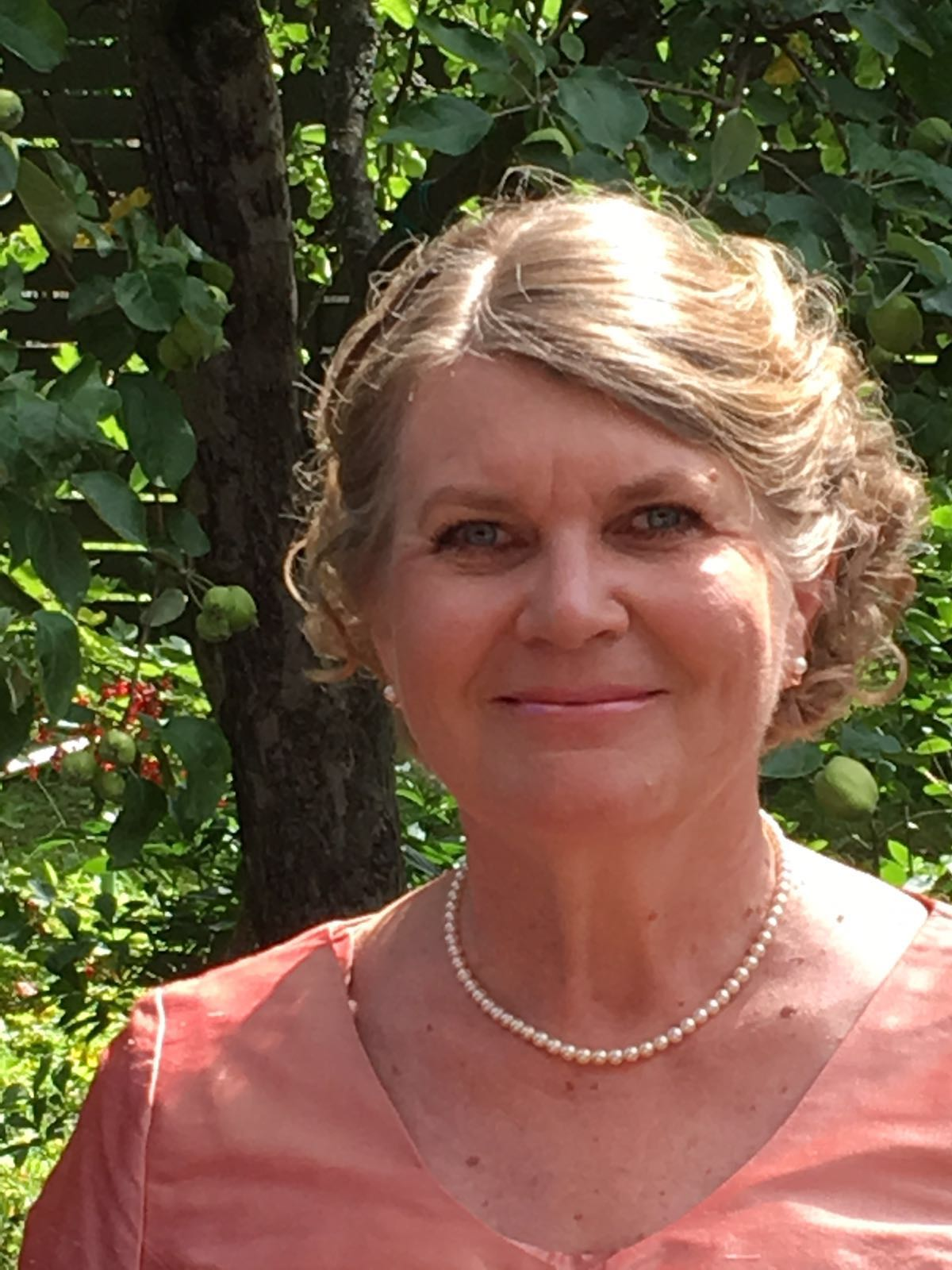 Ulla Forsström.