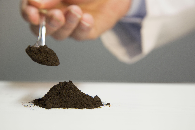 Vapo tähtää teknisten hiilten markkinoille itse kehittämällään menetelmällään. Kuva: Vapo Oy