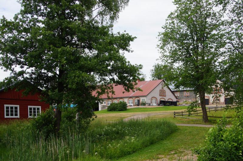 Koski Manor. Photo: Maria Munck-Pihlgren