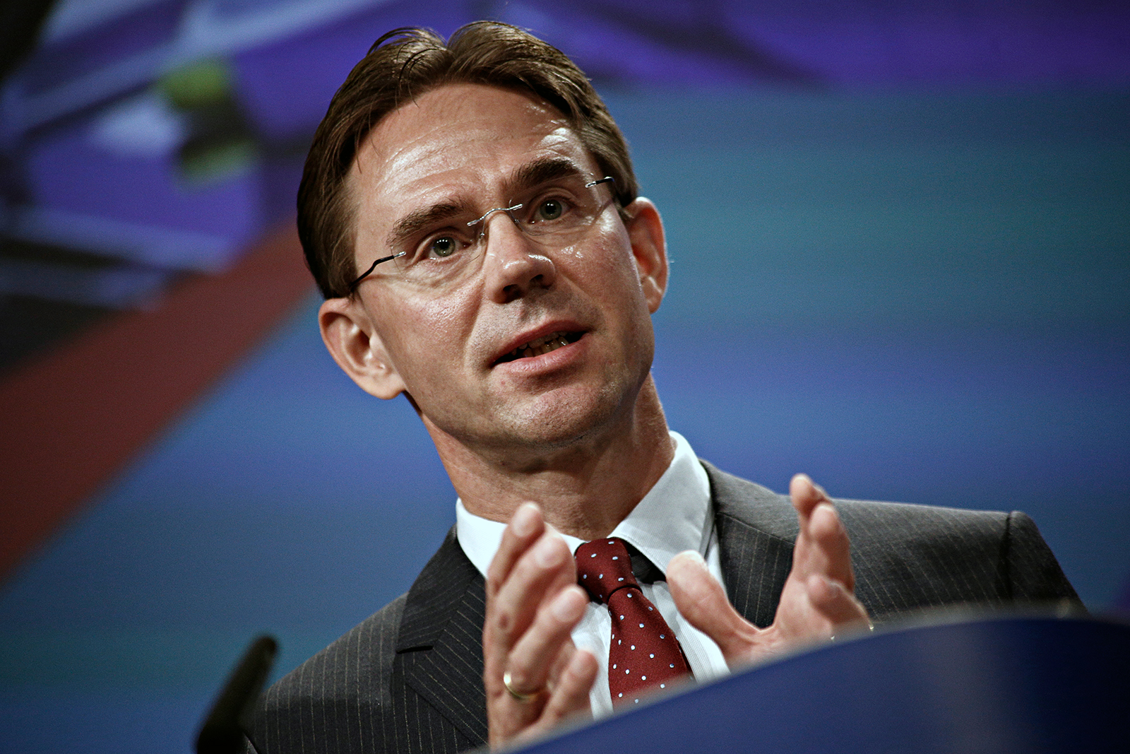 """I encourage the forest sector to intensify and be active in lobbying for its own interests,"" says Jyrki Katainen. Photo: Shutterstock"
