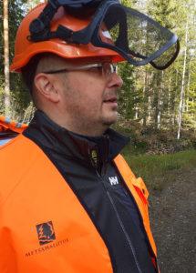Nuutti Kiljunen. Photo: Hannes Mäntyranta