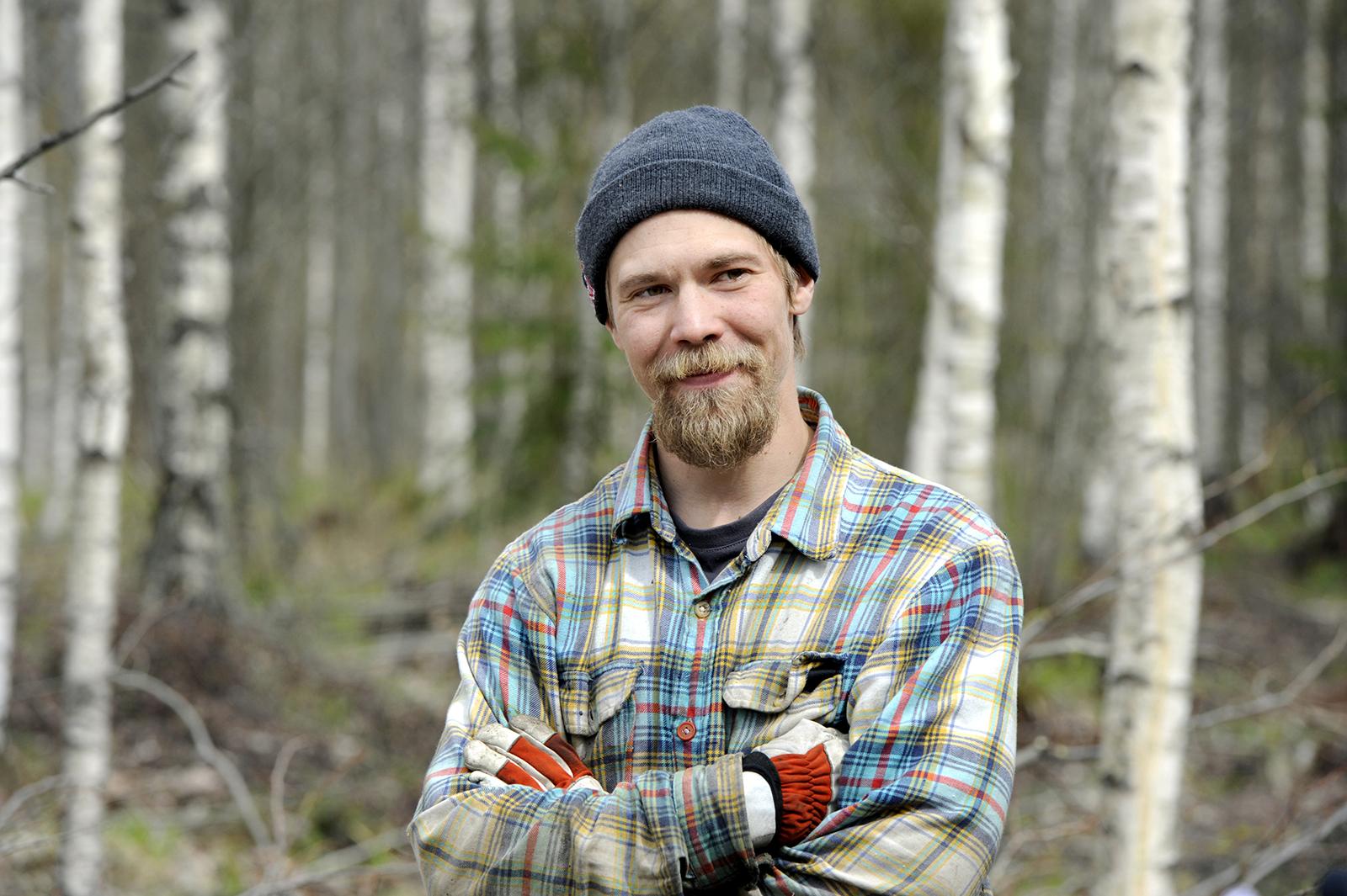 Roope Tonteri. Photo: Johannes Wiehn