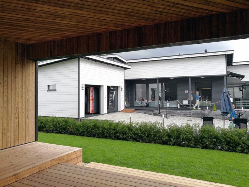 Uusi Unelma house by Jukkatalo has 7 rooms