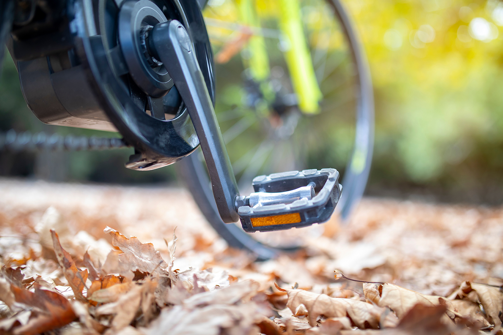 Electric Bike. Photo: Shutterstock