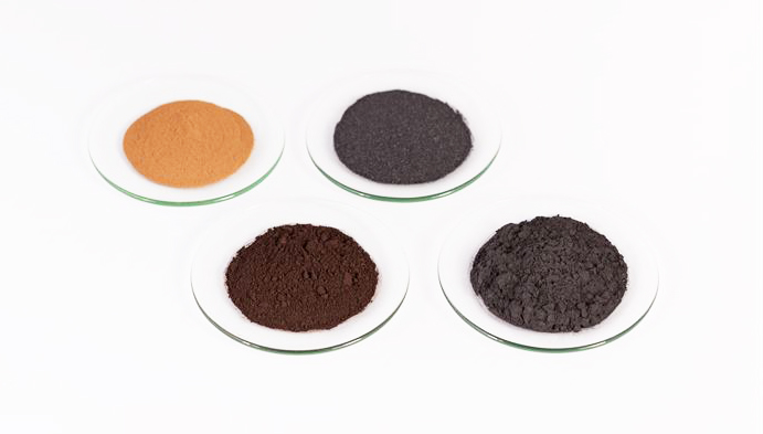 Lignin-based anode material. Photo: Stora Enso