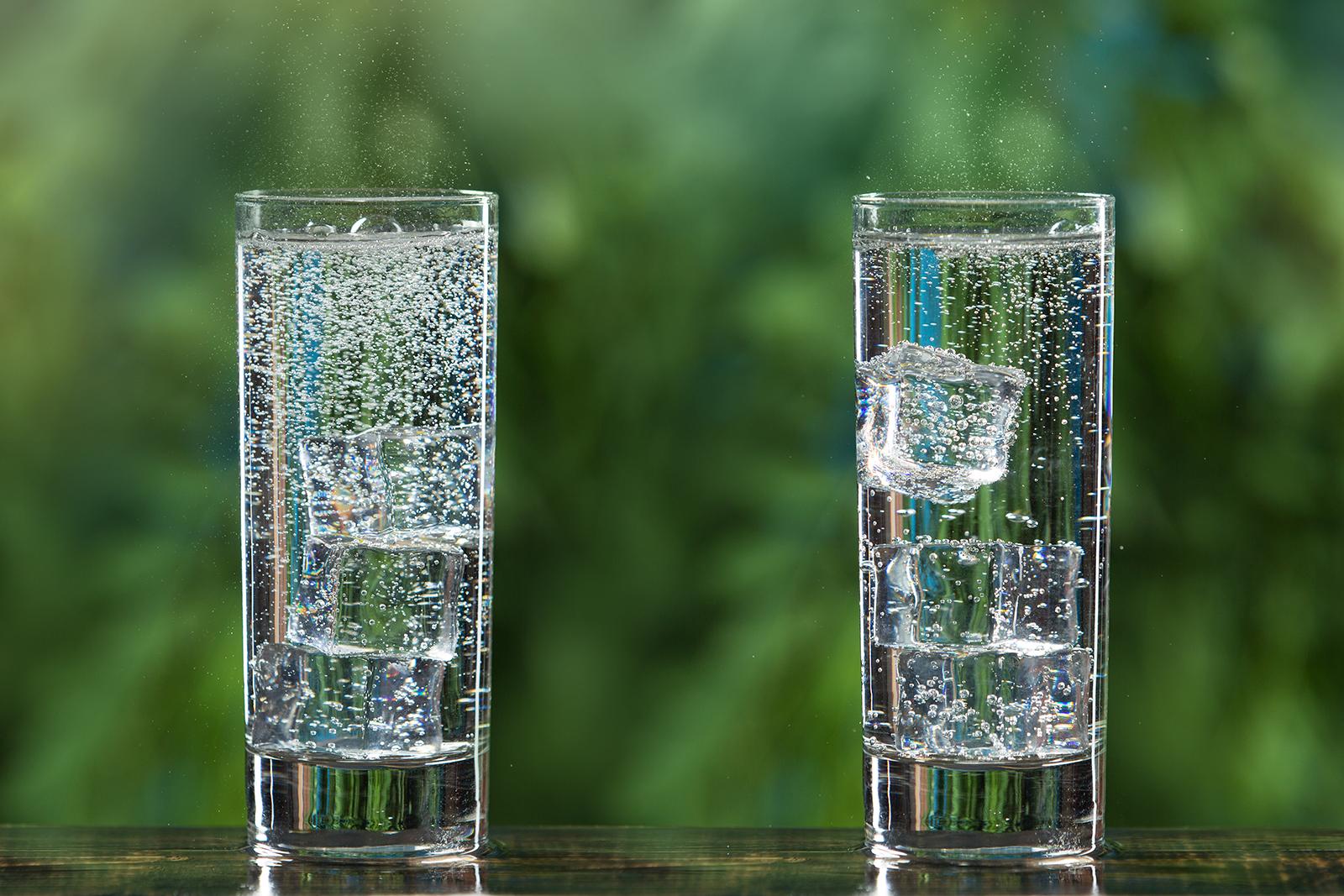 Soodavettä kahdessa lasissa