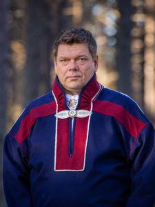 Leo Aikio. Photo: Sámi Parliament