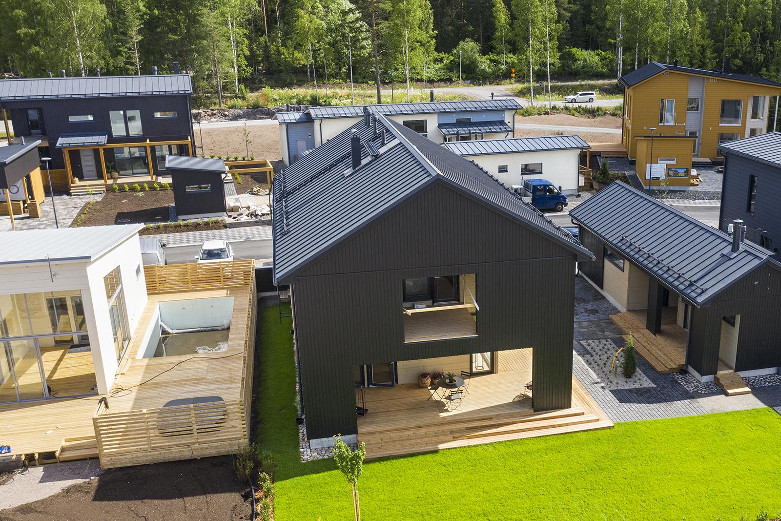Housing Fare in Finland, Tuusula, 2020. Photo: Kari Kohvakka