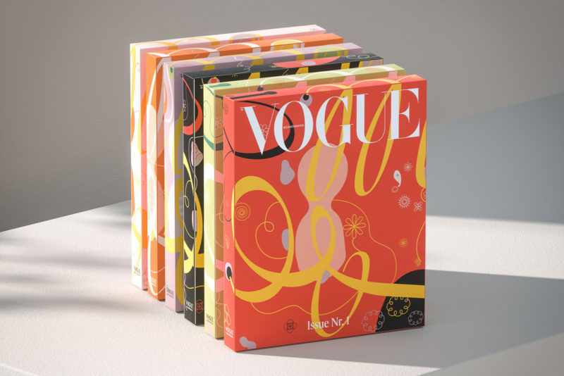 Vogue Scandinavia. Photo: Stora Enso