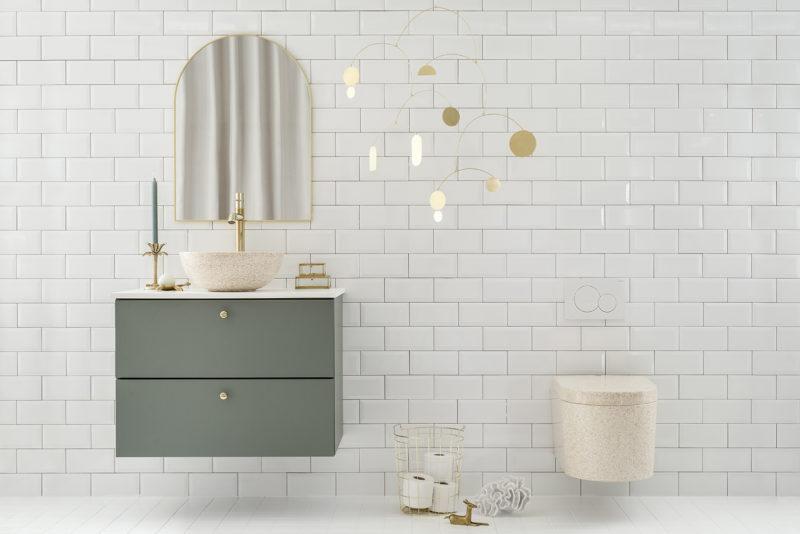 Woodio bathroom interior. Photo: Pauliina Salonen