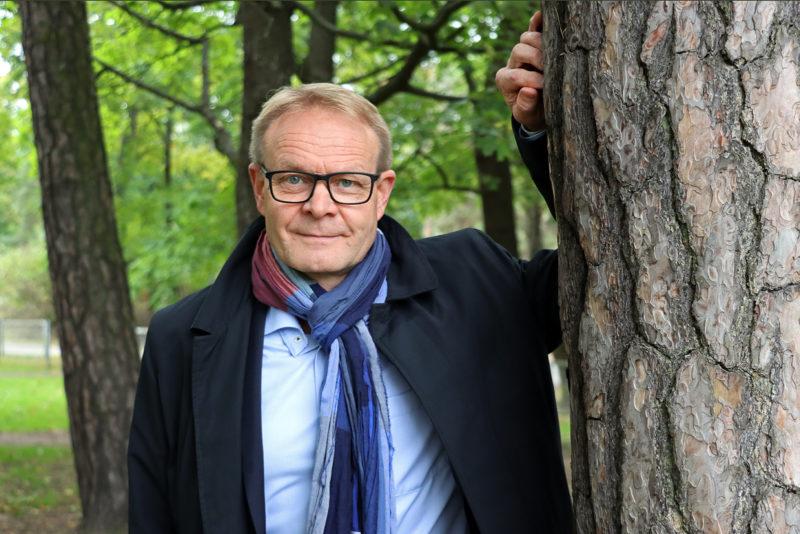 Juha Hakkarainen. Photo: Anna Kauppi