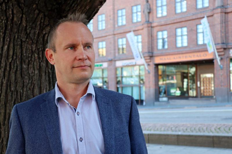 Marko Mäki-Hakola. Photo: Anna Kauppi