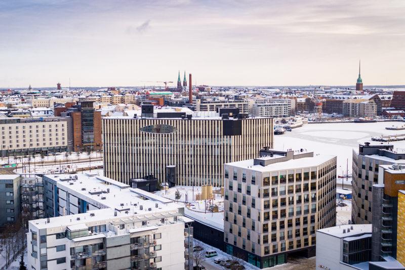 Supercell Helsinki. Photo: Pasi Salminen